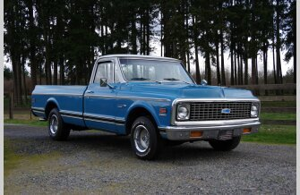 1972 Chevrolet C/K Truck C10 for sale 101486522